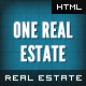 One Real Estate - ThemeForest Item for Sale