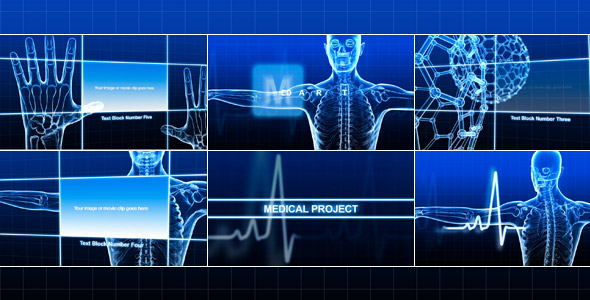 After Effects Project - VideoHive Medical Project 236064