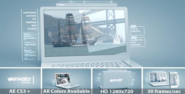 VideoHive Device Portfolio Presentation 2032403