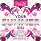 Your Summer Girl Flyer - GraphicRiver Item for Sale