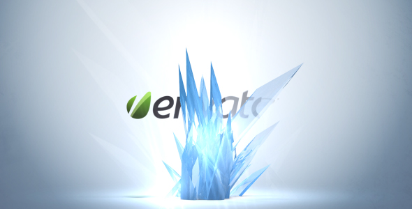 After Effects Project - VideoHive Ice Logo revealer 236759