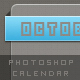 Multipurpose PSD Calendar - GraphicRiver Item for Sale