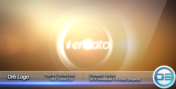 After Effects Project - VideoHive Elegant Orb Logo Corporate Ident 237341