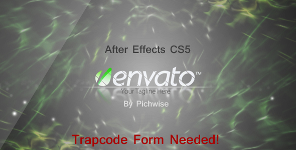 After Effects Project - VideoHive Abstract Disperse 236334