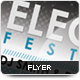 Electro Festival Flyer - GraphicRiver Item for Sale