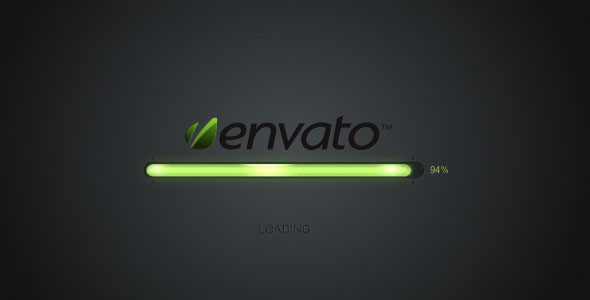 After Effects Project - VideoHive Loading Screen Intro 238061