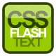 CSS Flash Text - ActiveDen Item for Sale
