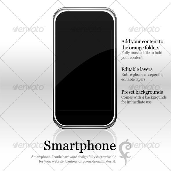 GraphicRiver Smartphone 59014