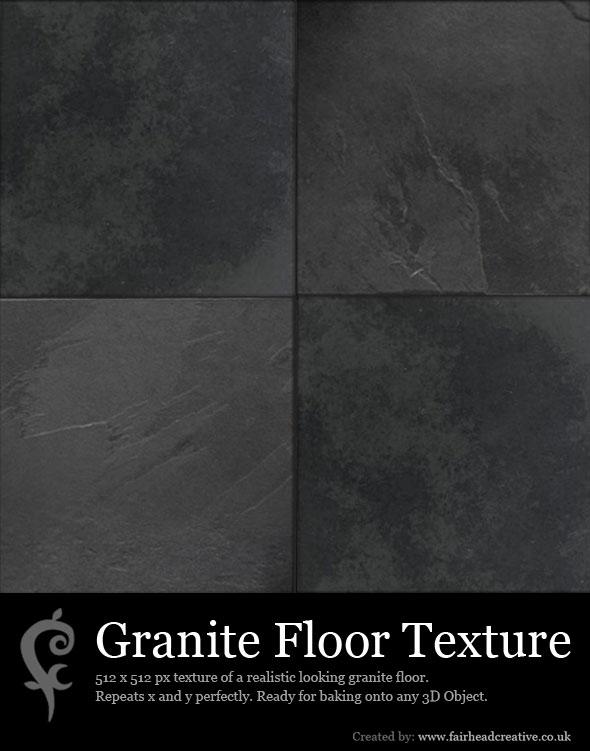 3DOcean Granite Floor Texture 78509