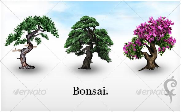 GraphicRiver Bonsai 49168