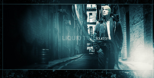 VideoHive Liquid time 2071945