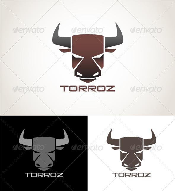 Graphic River TORROZ Logo Logo Templates -  Animals 2073848
