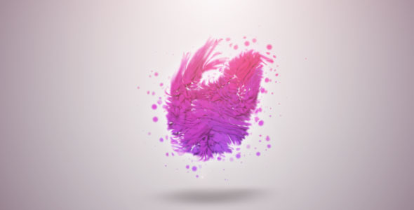 After Effects Project - VideoHive Organic Particles Logo Reveal 2074187
