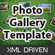 XML Photo Gallery Template - ActiveDen Item for Sale