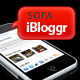SOFA iBloggr - WordPress iPhone theme - ThemeForest Item for Sale
