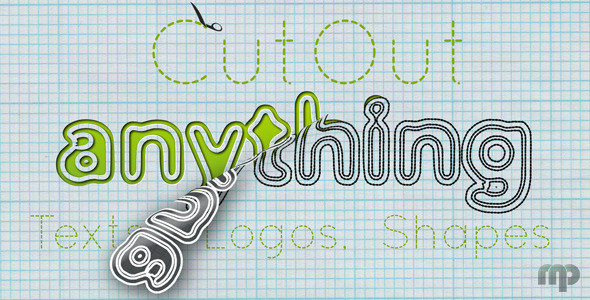 VideoHive Cutout Reveal HD 2090813