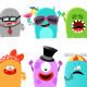 Monster Pack  - GraphicRiver Item for Sale