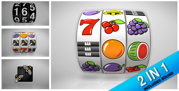 After Effects Project - VideoHive Slot Machine 1934668