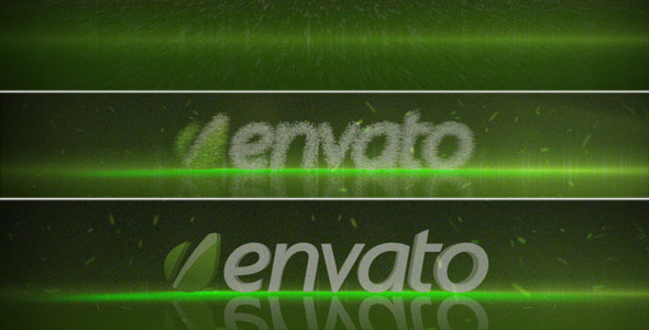 After Effects Project - VideoHive Logo Reveal Particles 238596