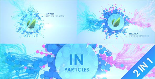 VideoHive In Particles 2092596
