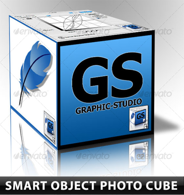 GraphicRiver Smart Photo Cube 79419