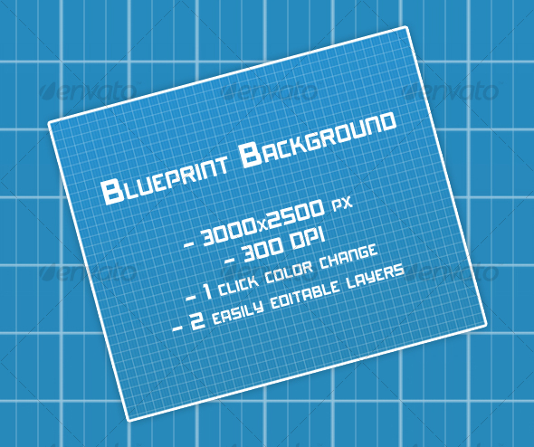 GraphicRiver Blueprint Background 79428