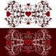 ornament with the hearts - GraphicRiver Item for Sale