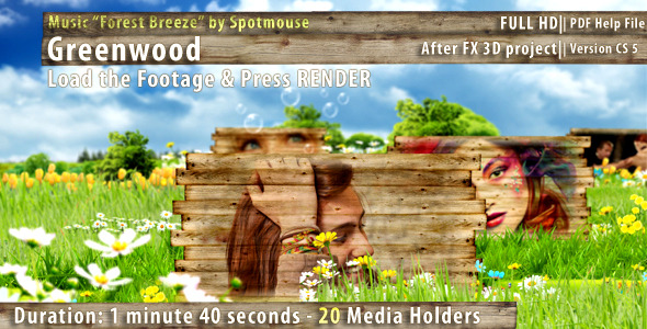 VideoHive Greenwood 2067934