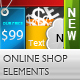 Heavy Online Shop Items Pack - GraphicRiver Item for Sale