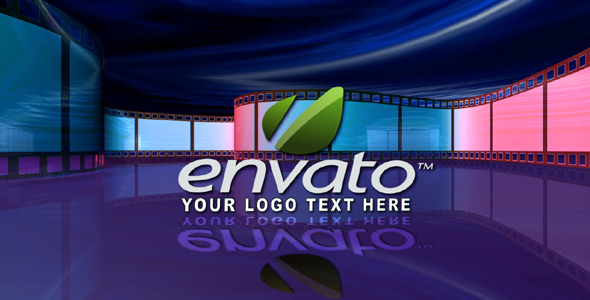 After Effects Project - VideoHive Cinema Film 3D 239116