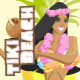 Tiki Beach Tropical Vectors - GraphicRiver Item for Sale
