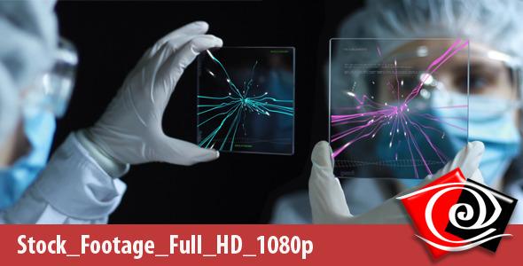 VideoHive Laboratory Research 2108983