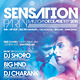 Sensation Flyer - GraphicRiver Item for Sale
