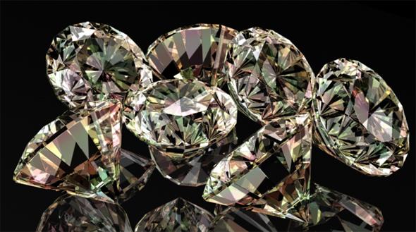3DOcean Crystal Diamond Shader 240352