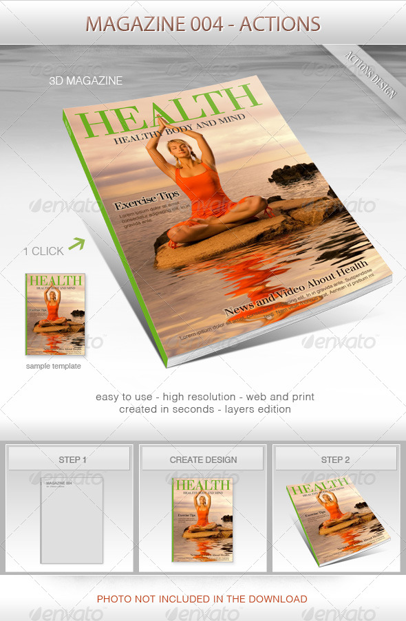 GraphicRiver Magazine 004 240080