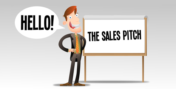 After Effects Project - VideoHive The Sales Pitch 240605