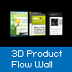 XML 3D Product Flow Wall - ActiveDen Item for Sale