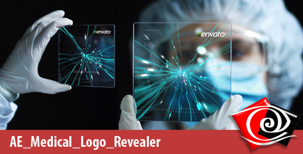 After Effects Project - VideoHive Medical Logo Revealer 2123600