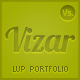 Vizar - Fully Customizable Visual Portfolio Theme - ThemeForest Item for Sale