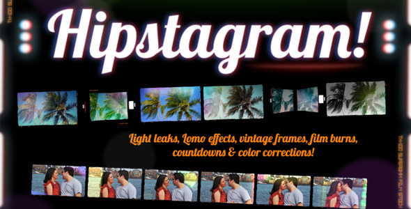 VideoHive Hipstagram Ultimate Vintage Pack 2126552