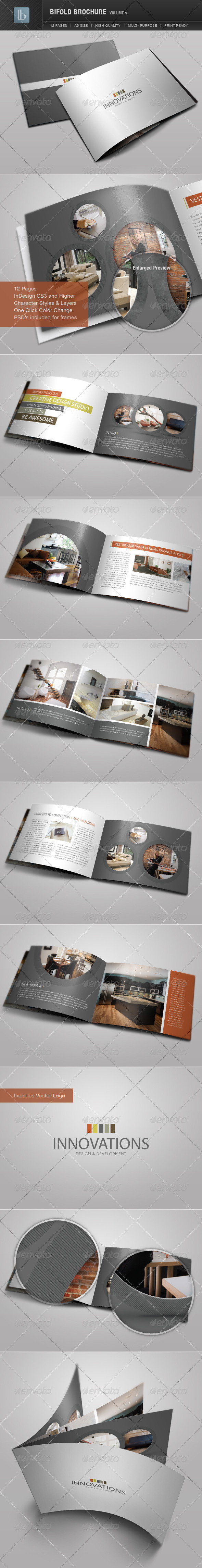 GraphicRiver Bifold Brochure Volume 9 2128360