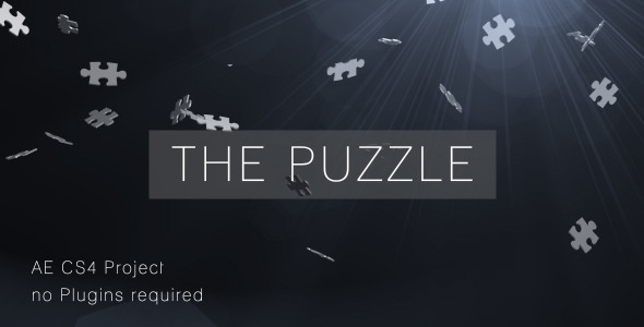 VideoHive The Puzzle 2128710
