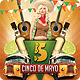 Cinco de Mayo Party Flyer 2 - GraphicRiver Item for Sale