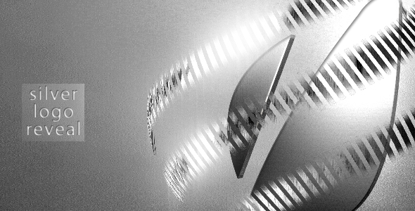 After Effects Project - VideoHive Silver Logo Reveal 240995
