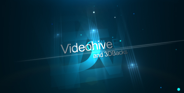 After Effects Project - VideoHive Blue Wipe 242786