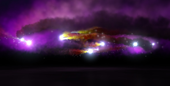 After Effects Project - VideoHive Magic Smoke Logo Reveal 2092452