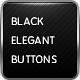 Black Elegant Buttons - GraphicRiver Item for Sale