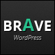 Brave Responsive Business WordPress Theme - ThemeForest Item for Sale