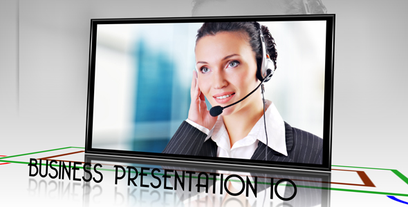 After Effects Project - VideoHive Business Presentation 243502