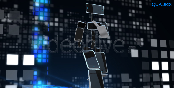 After Effects Project - VideoHive Quadrix 243673